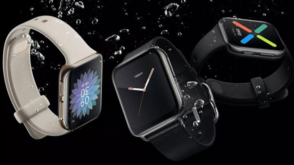 OPPO Watch 3 OPPO dévoile sa montre connectée ; vous pourrez la confondre avec une Apple Watch