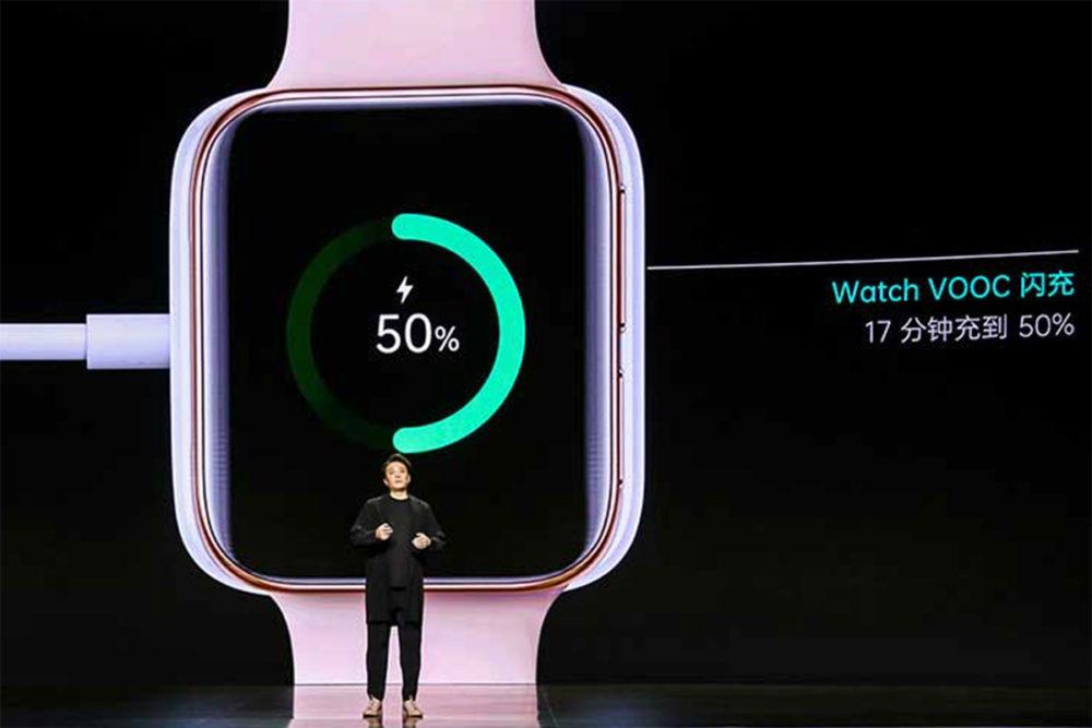 OPPO Watch 4 OPPO dévoile sa montre connectée ; vous pourrez la confondre avec une Apple Watch