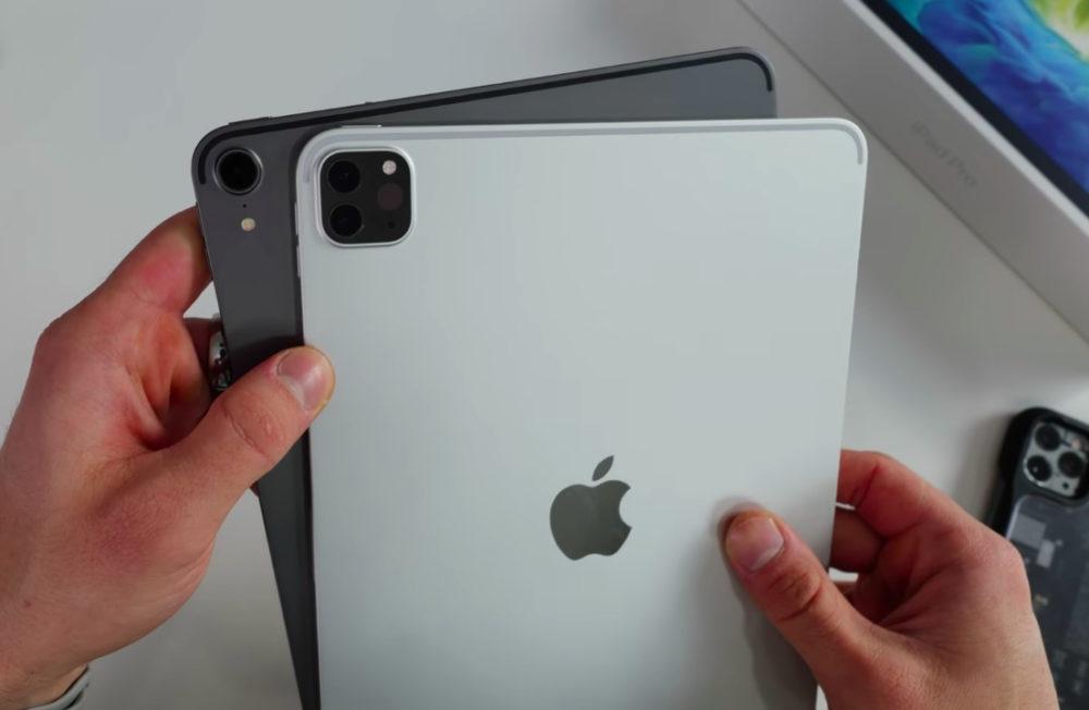 iPad Pro 2018 vs iPad Pro 2020 Cest confirmé, la puce A12Z de liPad Pro 2020 est identique à lA12X de liPad Pro 2018