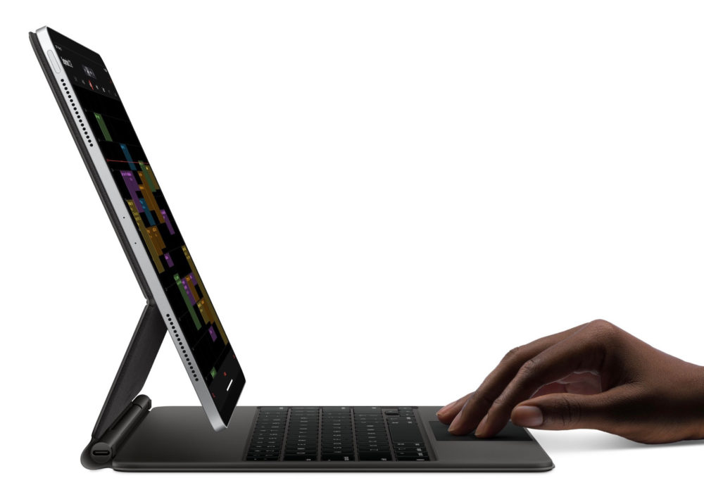 iPad Pro 2020 1 Les fournisseurs dApple sont satisfaits de la demande pour les claviers à ciseaux