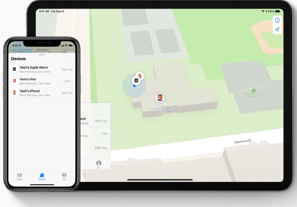 iphone localiser application Les nouveautés de lapp Localiser dApple découvertes dans le code diOS 14
