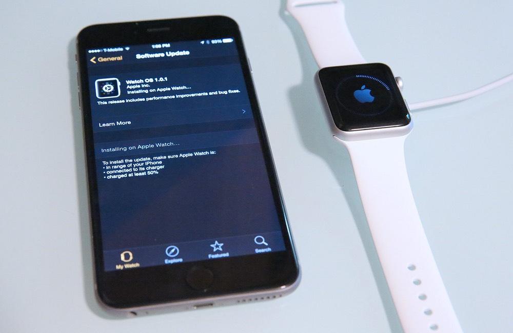 maj apple watch os Comment effectuer la mise à jour de son Apple Watch