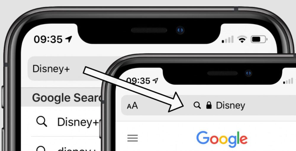 safari plus bug Bug iOS 13.4 et macOS 10.15.4 : impossible de rechercher le signe + dans Google