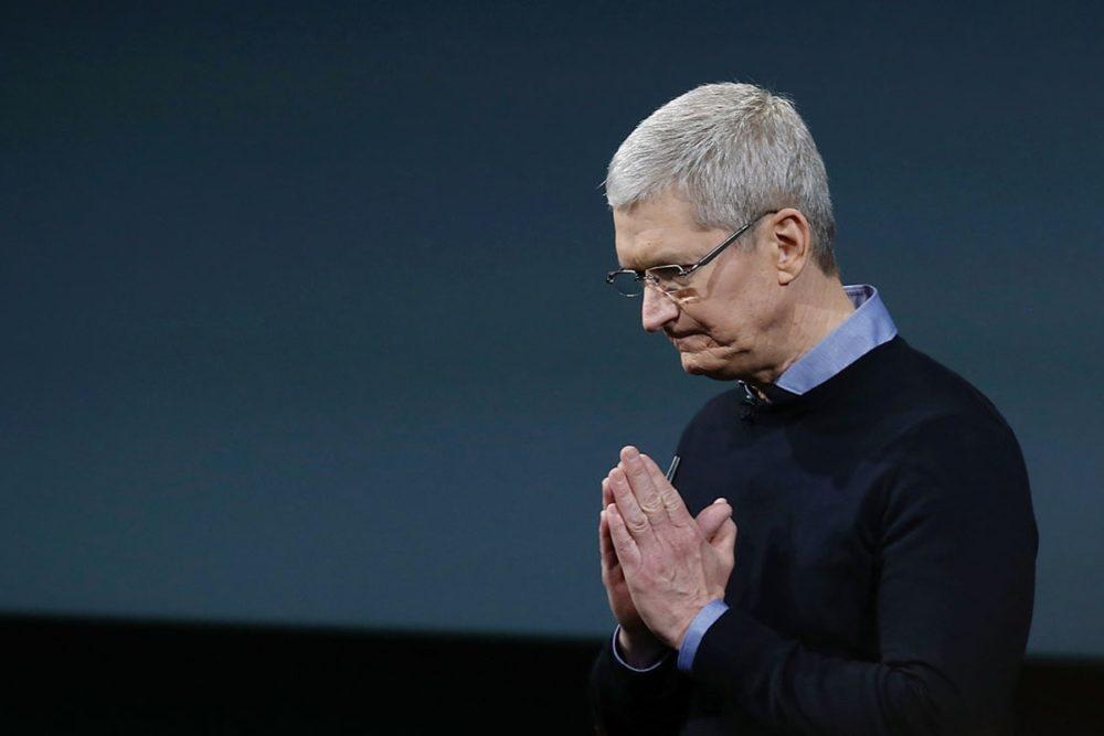 tim cook apple Mort de George Floyd : Tim Cook a envoyé un e mail aux employés Apple