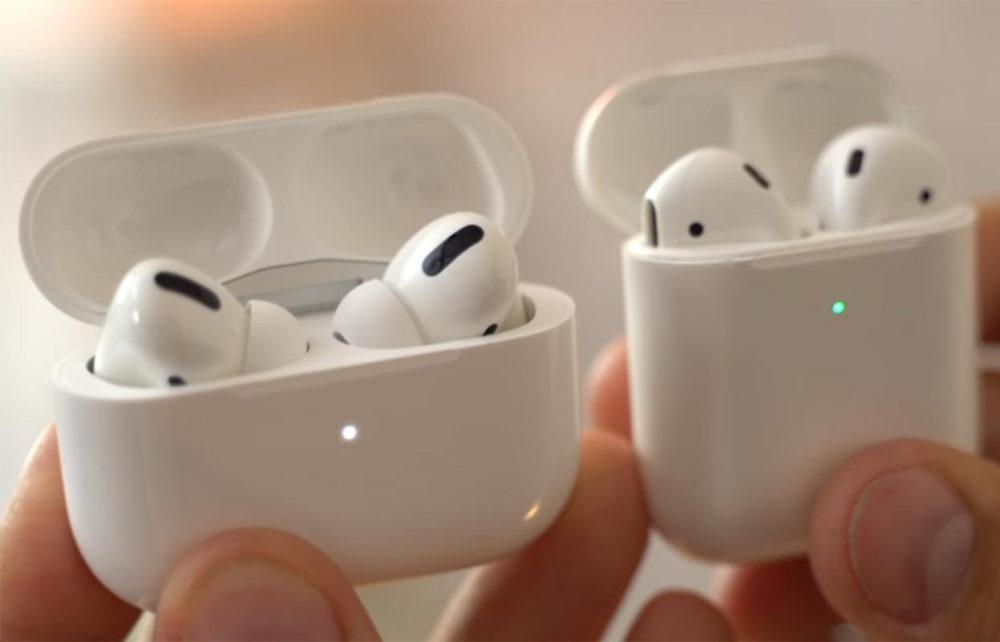 AirPods Pro vs AirPods 2 Gen Nouveaux AirPods, nouveau MacBook Pro en mai et un iPhone SE Plus dans les parages ?