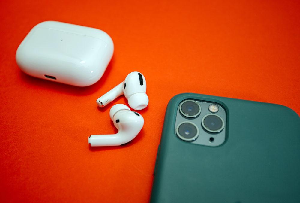 Apple AirPods Pro iPhone 11 Pro Les nouveaux AirPods seraient des AirPods Pro sans la réduction de bruit