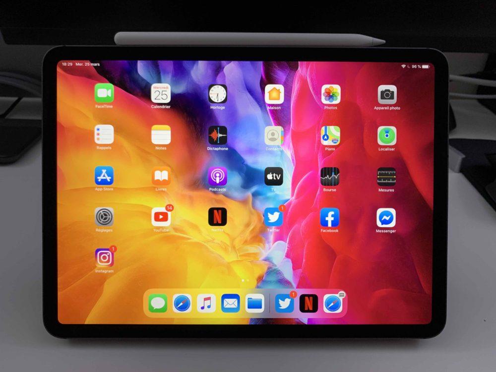 Apple iPad Pro 2020 2 Un iPad avec Touch ID sous la dalle, de nouveaux AirPods, MacBook 12 pouces ARM... ?
