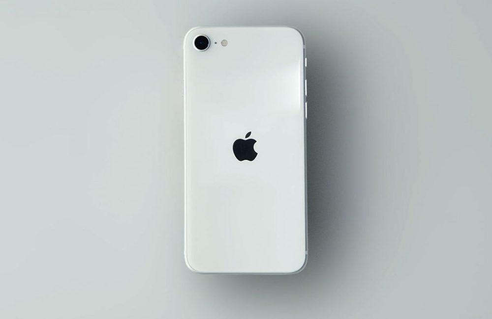 iPhone SE 2020 Blanc 1 La version diOS 13.4.1 est disponible pour liPhone SE 2020