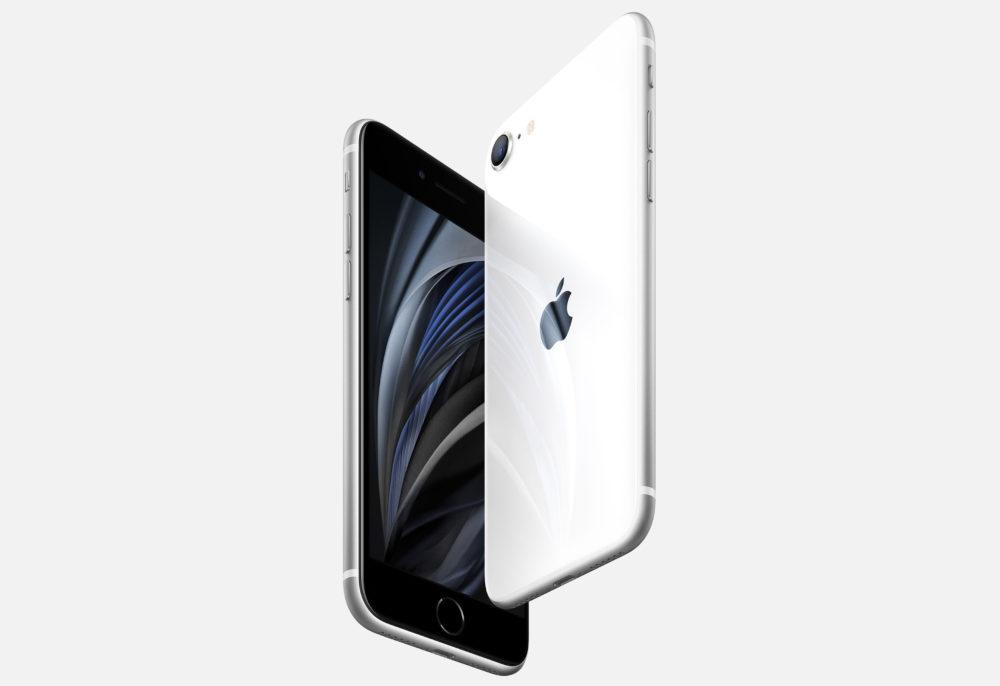 iPhone SE 2020 Blanc Les précommandes de liPhone SE 2020 sont, comme prévu, ouvertes