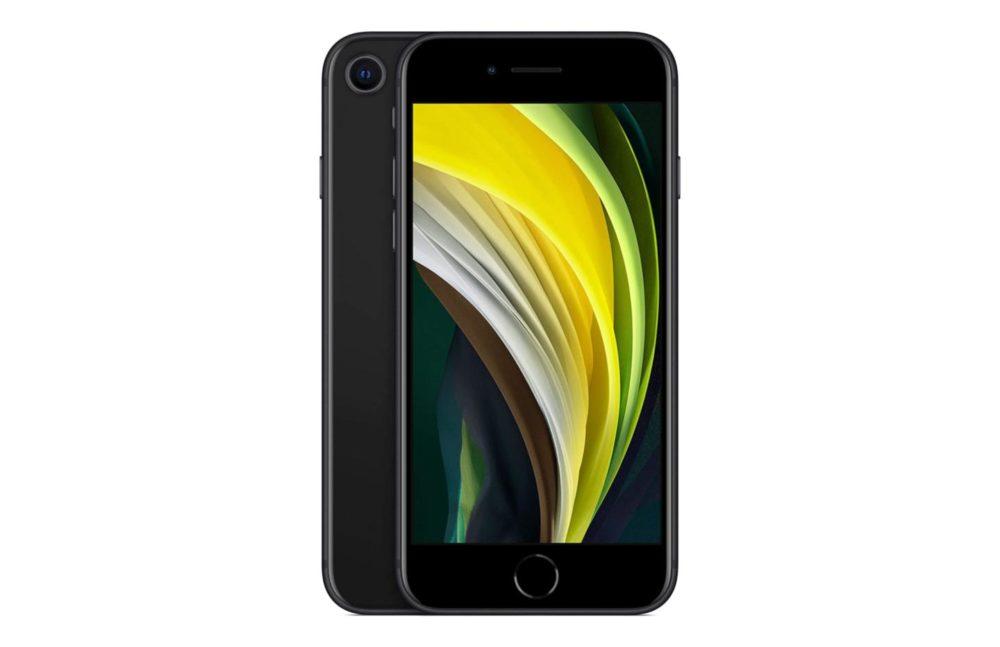 iPhone SE 2020 Noir 1 Les ventes de liPhone SE 2020 sont meilleures que prévu, mais les ventes diPhone devraient chuter de 20 à 25%