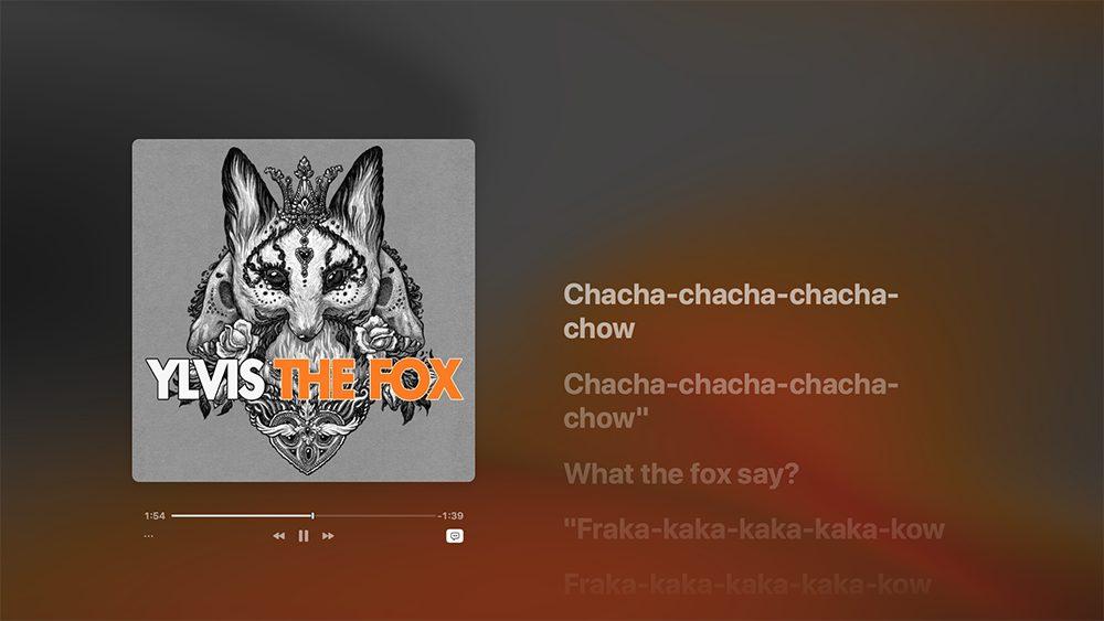 mac musique paroles plein ecran Comment avoir un karaoké sur Mac et iPhone avec les paroles de Musique