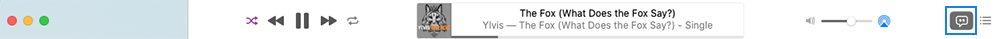 musique logo paroles Comment avoir un karaoké sur Mac et iPhone avec les paroles de Musique