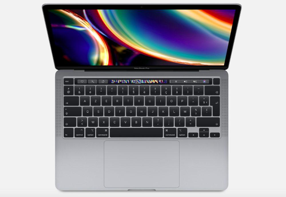 13 pouces MacBook Pro 2020 Nouveau MacBook Pro 13 pouces : support décrans 6K, pas de Wi Fi 6 et toujours une webcam 720p