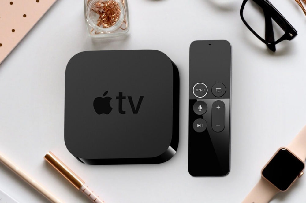 Apple Apple TV Apple propose au téléchargement la version finale de tvOS 13.4.5
