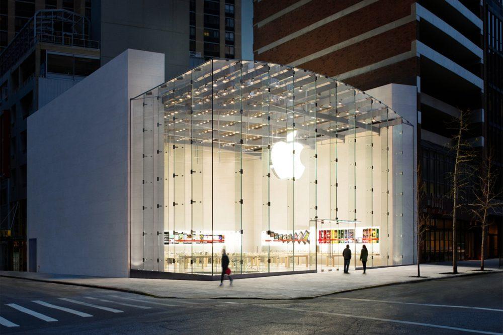 Apple Store Apple va publier ses résultats financiers du 2e trimestre 2021 le 28 avril