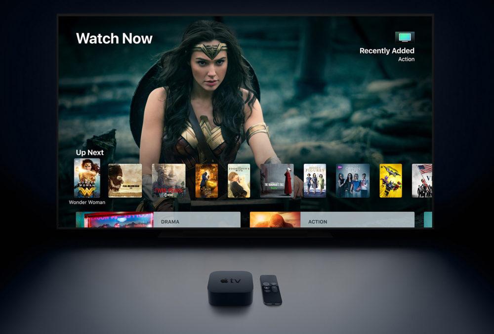 Apple TV 4K watchOS 6.2.5 et tvOS 13.4.5 bêta 3 sont disponibles