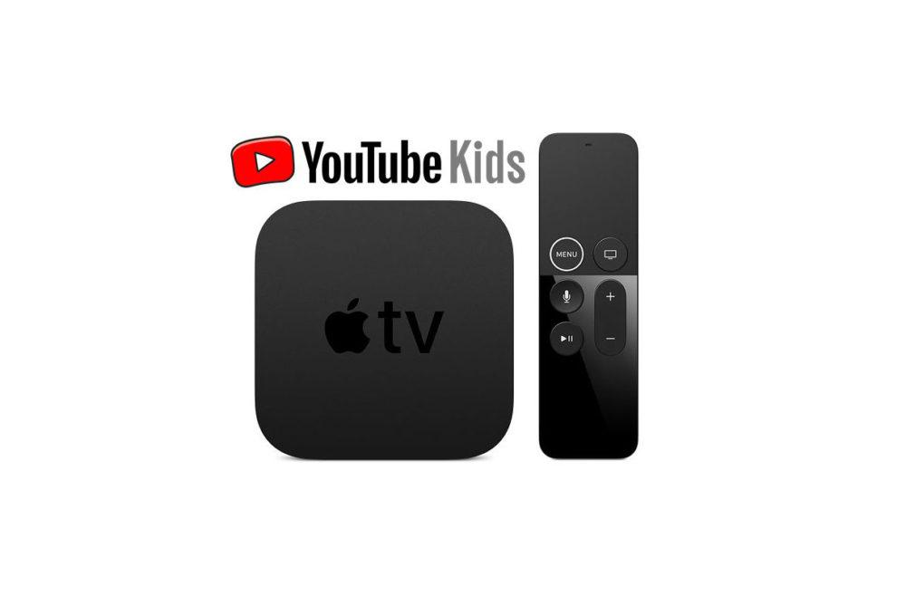 Apple TV YouTube Kids Lapplication YouTube Kids de YouTube est désormais disponible sur lApple TV