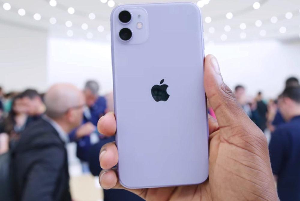 Apple iPhone 11 1 LiPhone 11 a été le smartphone le plus vendu au 1er trimestre de 2020