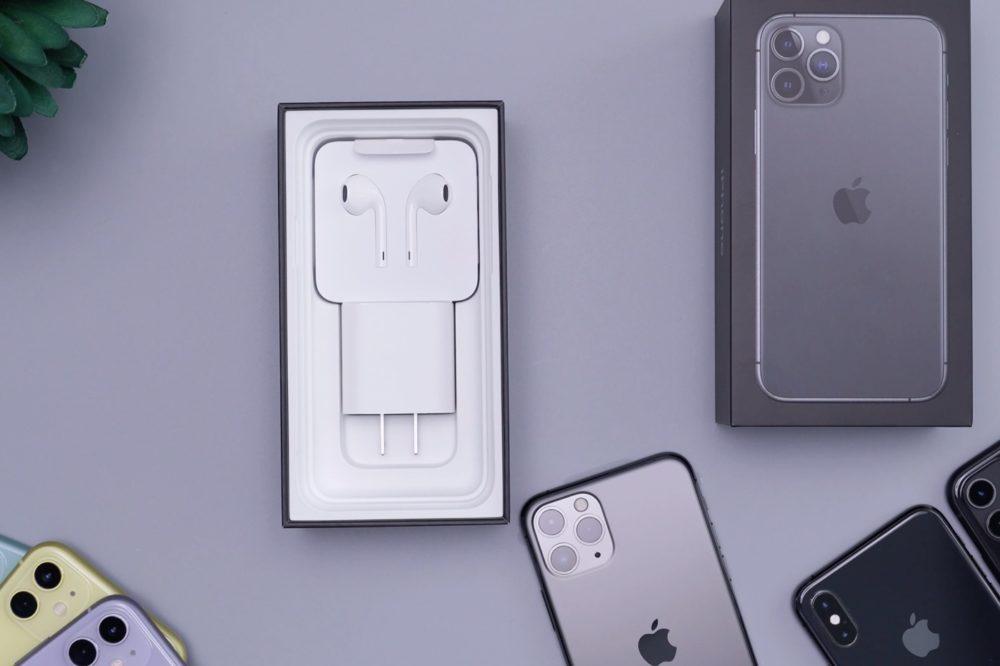 Apple iPhone 11 Boite Apple ninclura pas découteurs ni de chargeur dans la boîte de liPhone 12 ?