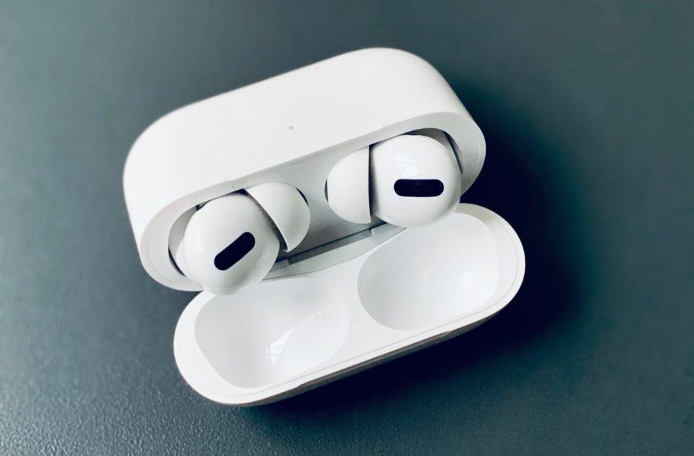 apple airpods pro 1 AirPods Pro : Apple indique que faire si les écouteurs ne fonctionnent pas correctement