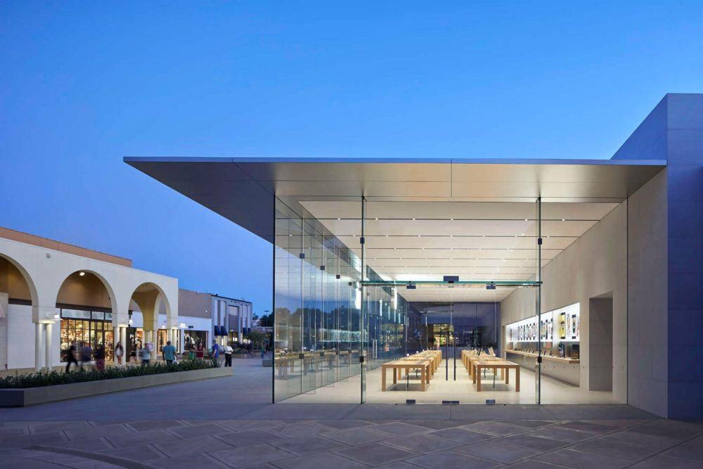 apple store stanford california États Unis : Apple va rouvrir à peu près 100 Apple Store