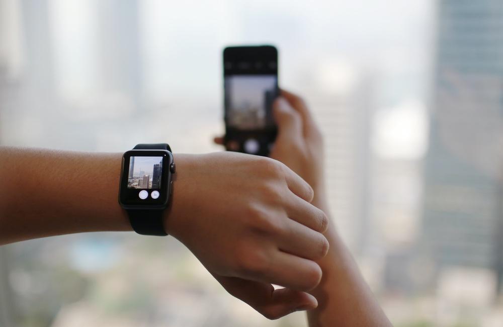 apple watch iphone appareil photo Comment contrôler l'appareil photo de son iPhone avec son Apple Watch pour prendre des photos