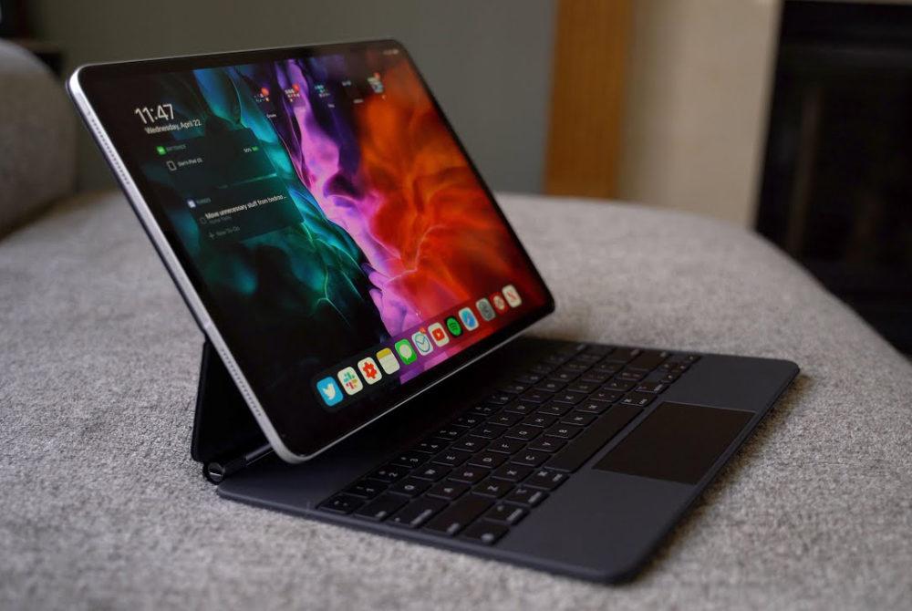iPad Pro Magic Keyboard Microsoft Office sur iPad : la prise en charge de la souris est pour cet automne