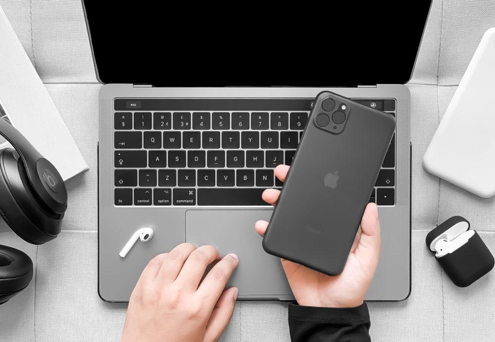 iPhone 11 Pro Max MacBook Pro AirPods Résultats du 2e trimestre 2020 dApple sont publiés : revenus figés au cours du COVID 19