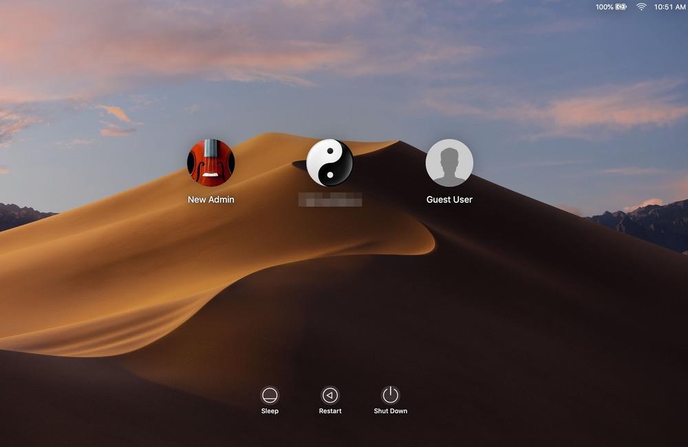 mac utilisateurs Comment débloquer son Mac lorsque le seul compte administrateur s'est transformé en standard