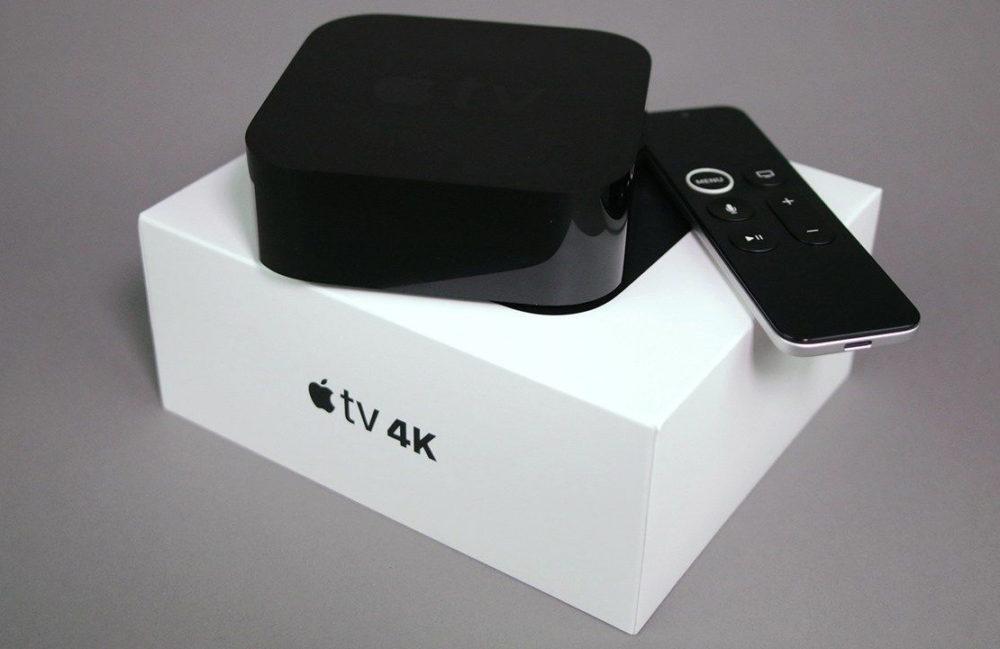 Apple Apple TV 4K tvOS 14.5 cache la mention dune nouvelle Apple TV 4K 120 Hz