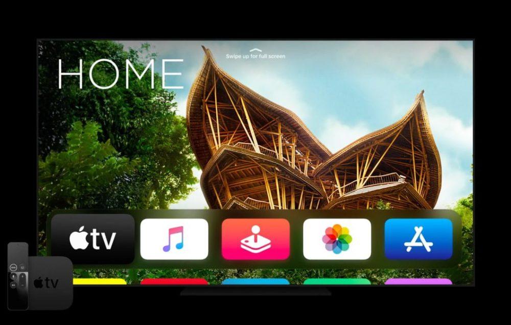 Apple TV tvOS 14 tvOS 14 : la version finale est disponible au téléchargement