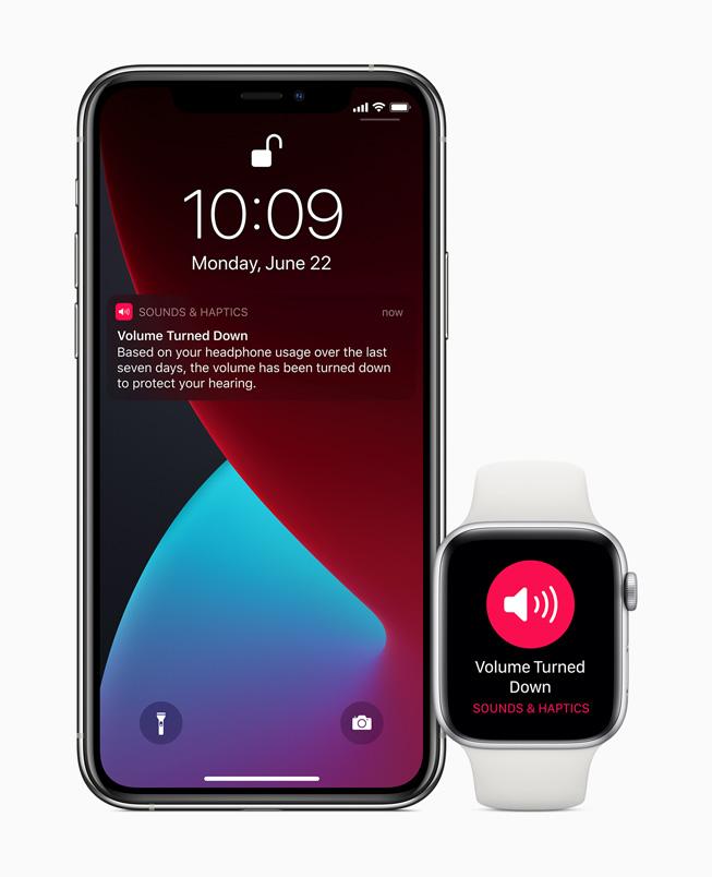 Apple Watch watchOS 7 Audition watchOS 7 : partage de cadran, suivi du sommeil, nouveaux types d'entraînements, contrôle du lavage des mains...