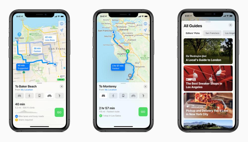 Apple iOS 14 Plans iOS 14.5 : il serait possible, comme dans Waze, de signaler les accidents, radars et dangers