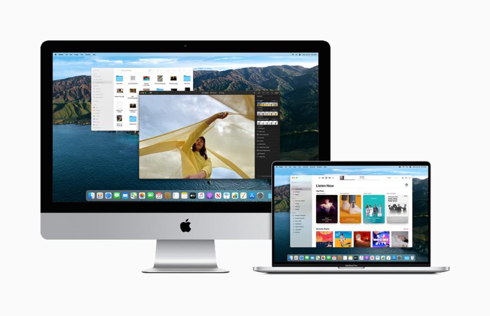 Apple macOS Big Sur iMac MacBook Pro macOS 11.0.1 : Apple propose au téléchargement la bêta 1 publique