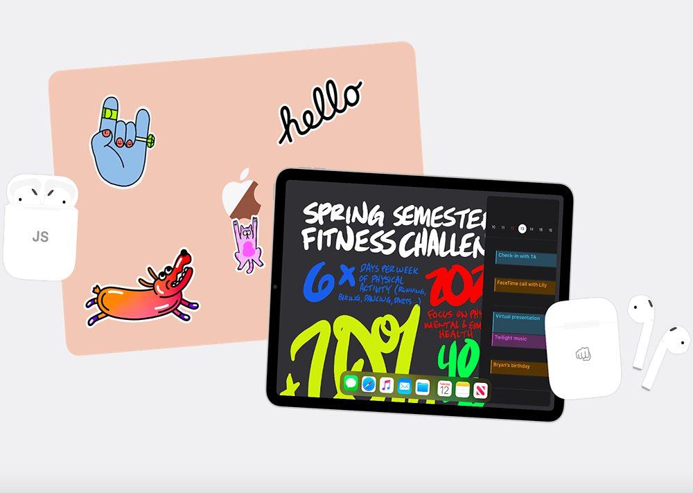 Back To School Apple 2020 Back to School 2020 : achetez un iPad ou Mac et vous recevrez gratuitement des AirPods