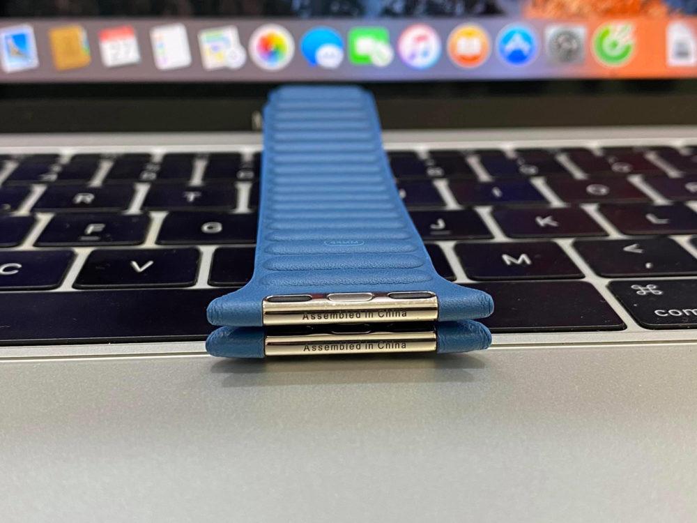 Bracelets Cuir Apple Watch 1 De nouveaux bracelets en cuir pour lApple Watch font leur apparition sur la toile