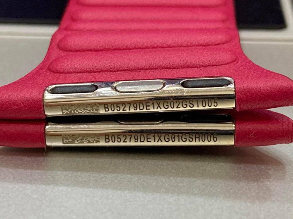 Bracelets Cuir Apple Watch 2 De nouveaux bracelets en cuir pour lApple Watch font leur apparition sur la toile