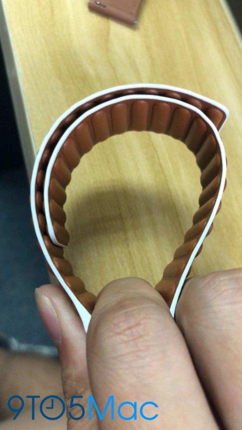 Bracelets Cuir Apple Watch 5 De nouveaux bracelets en cuir pour lApple Watch font leur apparition sur la toile