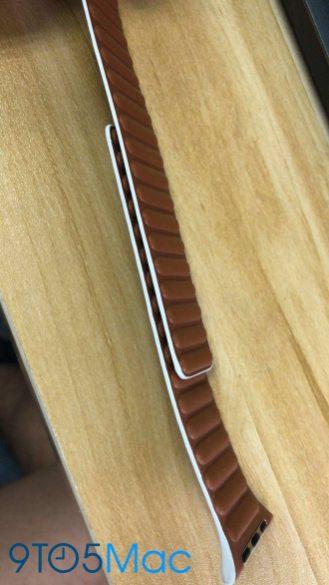 Bracelets Cuir Apple Watch 6 De nouveaux bracelets en cuir pour lApple Watch font leur apparition sur la toile