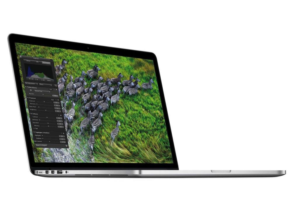 MacBook Pro 15 Pouces mi 2012 Le MacBook Pro 15 pouces mi 2012 (1er MacBook Pro avec écran Retina) va devenir obsolète