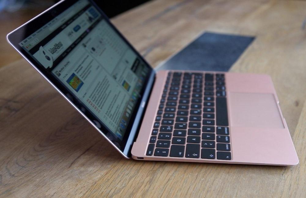 MacBook Retina 12 Le premier Mac ARM serait le prochain MacBook 12 pouces