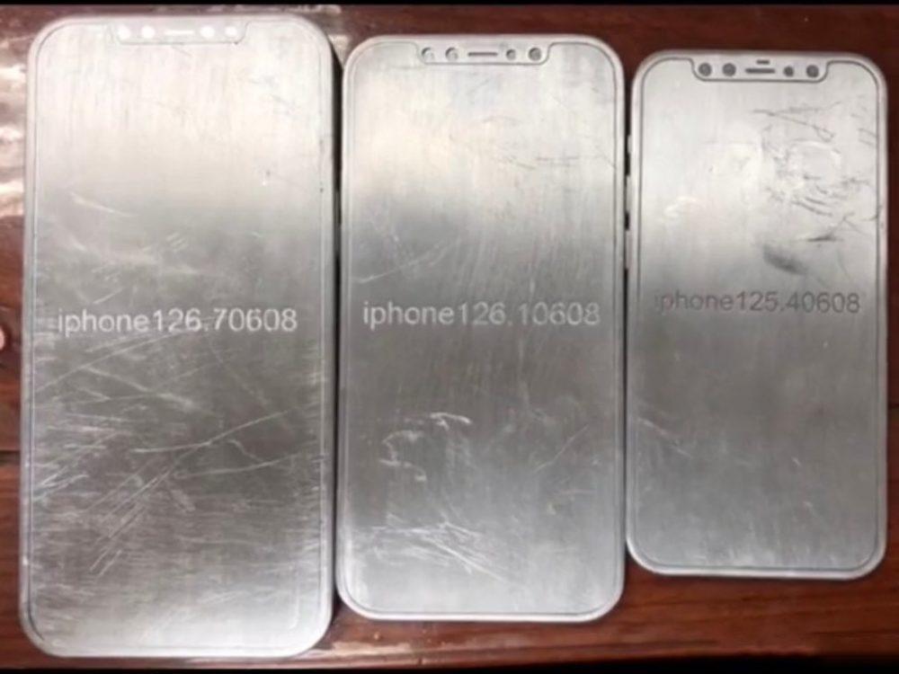 iPhone 12 : des moules et des rendus CAD confirment la reprise du design de liPad Pro actuel