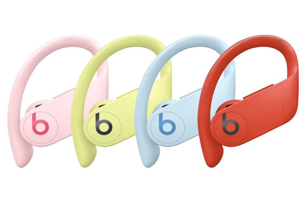 PowerBeats Pro Nouveaux Coloris Powerbeats Pro : les 4 nouvelles couleurs sont officialisés et seront disponibles le 9 juin