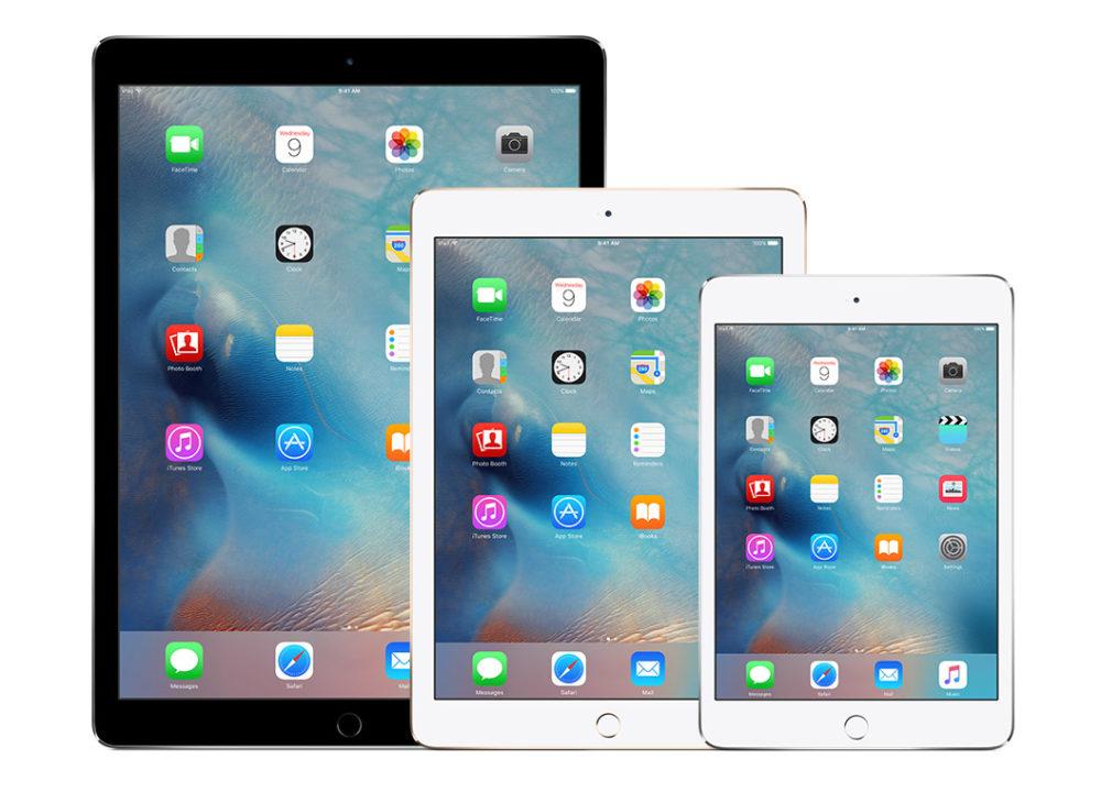 iPad Pro Air Mini Un iPad de 10,8 pouces fin 2020 et un iPad mini de 8,5 pouces pour 2021 ?
