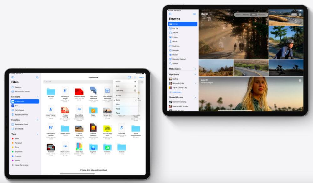 iPadOS 14 Navigation iPadOS 14 est arrivé : sidecar, Scribble, réalité augmentée plus réaliste, Siri et Apple Pencil optimisés...