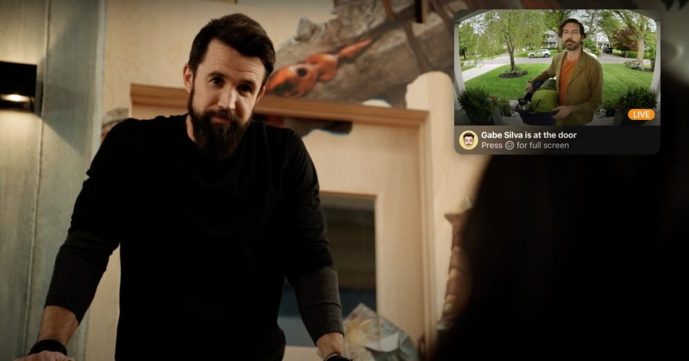 tvOS 14 Home Image Dans Image Reconnaissance Apple annonce tvOS 14 : app Home, partage audio, prise en charge de plusieurs utilisateurs pour Apple Arcade...