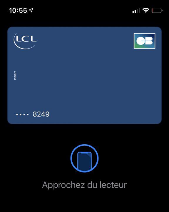 Apple Pay fait enfin son arrivée chez LCL