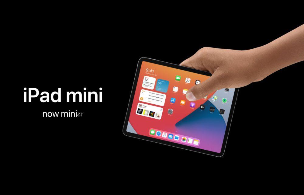 Une rumeur parle dun iPad mini Pro pour le deuxième semestre de 2021