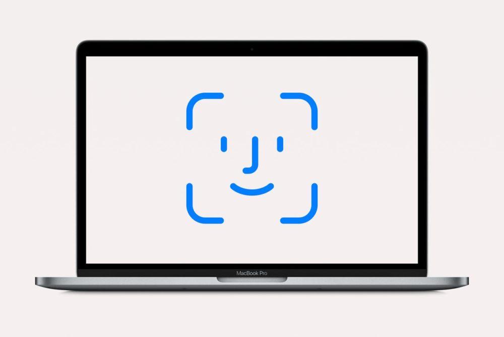 Face ID Sur Mac Un indice retrouvé dans la bêta de macOS Big Sur indique que Face ID arrivera sur Mac