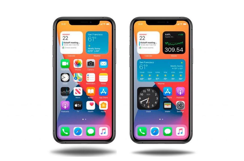 iPhone iOS 14 Apple publie la deuxième bêta publique diOS 14 et diPadOS 14